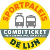 Combiticket Sportpaleis De Lijn